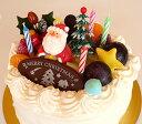 冷凍クリスマスケーキ5号