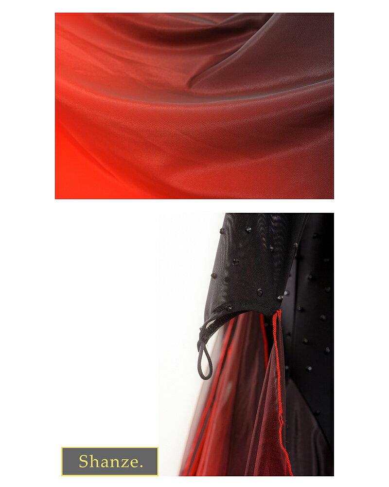 最終大幅値下げ【展示、在庫品】Mサイズ9号 競技ダンス 社交ダンス モダン スタンダード ドレス ウエア レディース