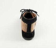 【ミネトンカ公式】MINNETONKAレディースショートブーツスエードインディアンブランド人気コーデ「ELPASOBOOTS」(570)