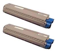 商品名:MIKASAリサイクルトナー参考型名:TNR-C3LM2(複合機) マゼンタ リサイクルトナー2本セット(沖データ)(MC883dnwv/MC883dnw/MC863dnwv/MC863dnw/MC843dnwv/MC843dnw)