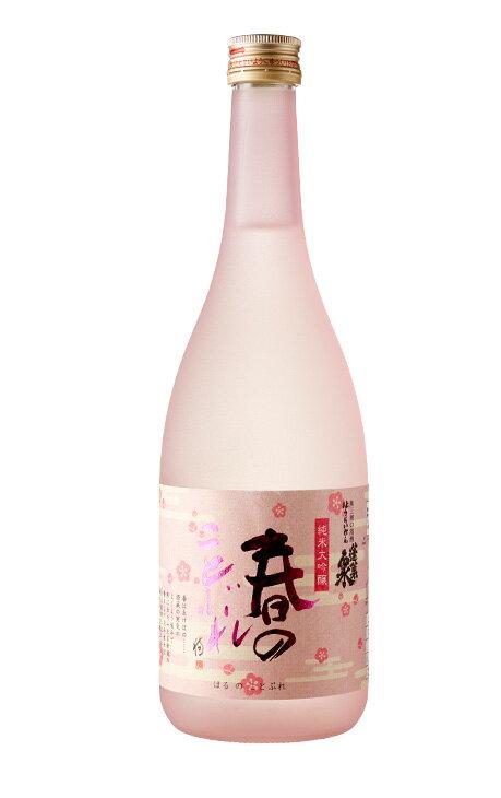 【2020年2月入荷分】蓬莱泉 純米大吟醸生酒春のことぶれ 720ml