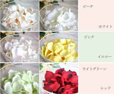 ローズペタル〜バラの花びら〜フラワーシャワー♪