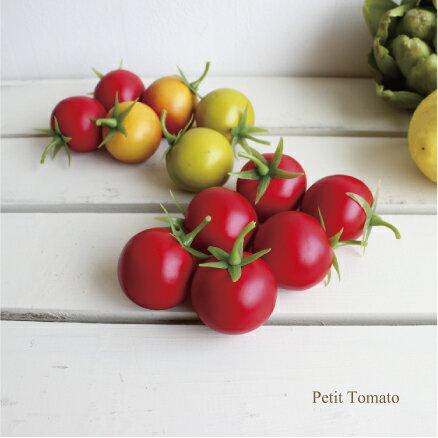 プチトマト 6ヶ入 Vegetable 造花 雑貨 インテリア