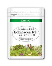 ECLECTIC(エクレクティック)エキナシア(ムラサキバレンギク) RT(根) Ecoパック 15カプセル ec040