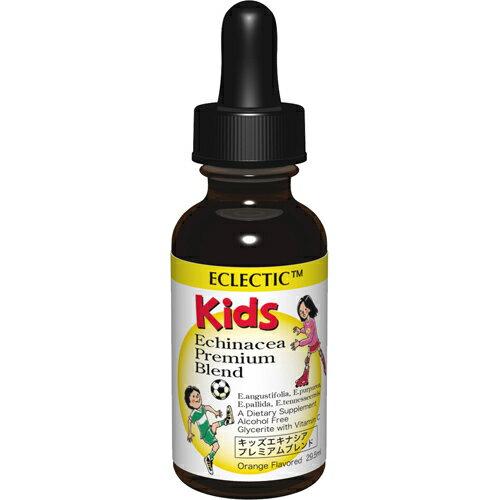 Kids ' echinacea premium blend 29.5 ml eclectic Institute of herbal tinctures