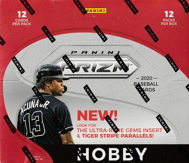 トレーディングカード・テレカ, トレーディングカードゲーム MLB 2020 PANINI PRIZM BASEBALL