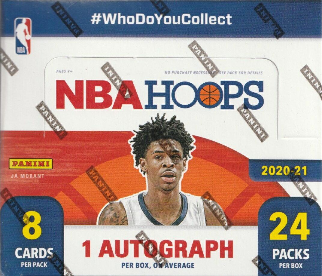 トレーディングカード・テレカ, トレーディングカード NBA 2020-21 PANINI HOOPS BASKETBALL RETAIL
