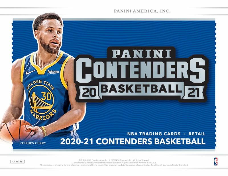 トレーディングカード・テレカ, トレーディングカード NBA 2020-21 PANINI CONTENDERS BASKETBALL BLASTER