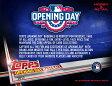 MLB 2017 TOPPS OPENING DAY BASEBALL[ボックス](8X-05647)