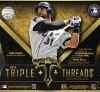 送料無料MLB2016TOPPSTRIPLETHREADSBASEBALL[ボックス](8X-05031)