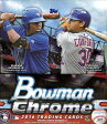 MLB 2016 BOWMAN CHROME BASEBALL【HOBBY】[ボックス](8X-05036)