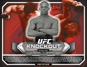 【5月上旬以降発売予定:UFC公式総合格闘技カード】◆予約◆送料無料 UFC 2014 KNOCKOUT