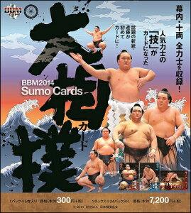 【大相撲カード】BBM 2014 大相撲カード(02-20785)