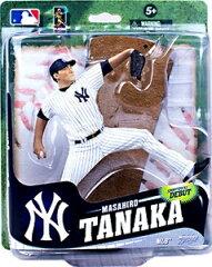 【田中将大メジャーリーグ初フィギュア】2014 MCFARLANE TOYS MLB ヤンキース田中将大フィギュ...