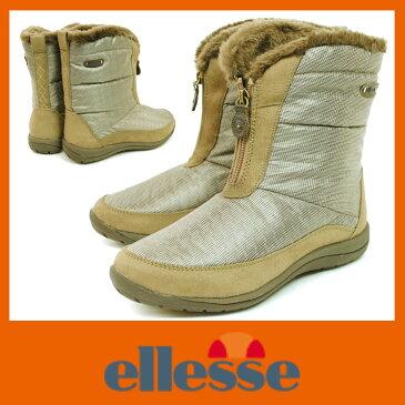【防水ブーツ】【スノーブーツ】【スノーシューズ】ellesse エレッセ561 オークレディース ショート 防寒 ブーツ【RCP】