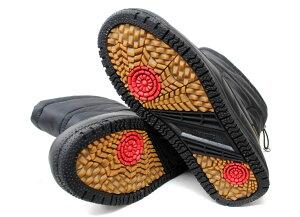 【スノーブーツ】【メンズ】【防水】防寒ウィンターブーツ冬雪スポルディング246黒ブラック雪道に強い冬靴ビーンブーツ【RCP】05P05Sep15