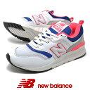 ニューバランス CM997H AJ D newbalance 997 白 ホワイト ランニングシューズ メンズ 1
