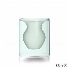 【Philippi】エスメラルダ<花瓶>【MIRAGE-STYLE】スタイリッシュモダンインテリアフラワーベース/花器/花瓶和MODERNフラワーベース