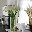 シンプルフラワーベース/花器/花瓶 【クリア】 【MIRAGE-STYLE】【売れ筋】