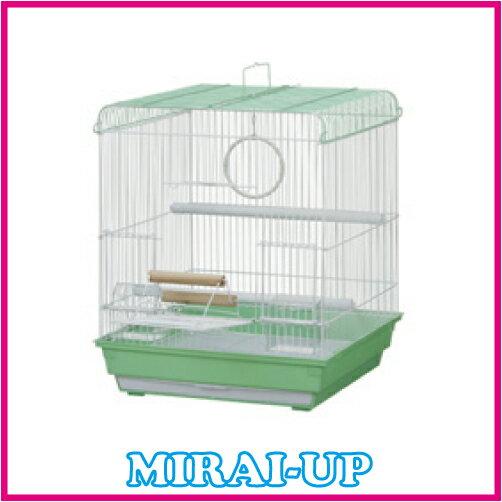 【マルカン】鳥かご ケージ バードパレスパームL グリーン【送料無料!】当日発送可
