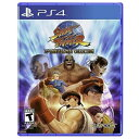 PS4 Street Fighter 30th Annive...