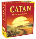カタン スタンダード版 開拓者たち Catan 5th Edition ボードゲーム 英語 輸入版 【新品】