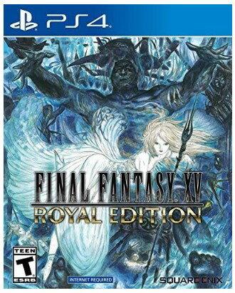 プレイステーション4, ソフト XV Final Fantasy XV Royal Edition (:) - PS4