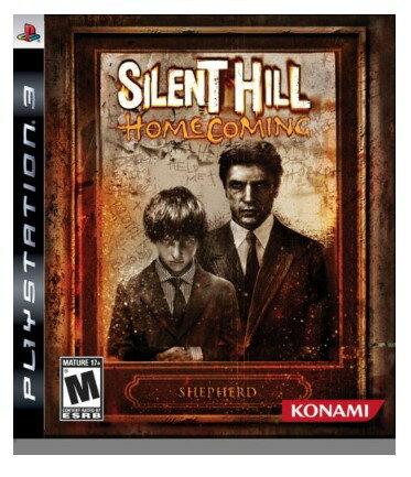 プレイステーション3, ソフト 2 Silent Hill: Homecoming (:) - PS3