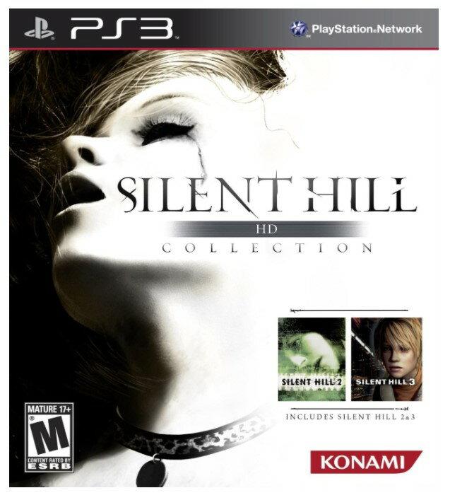 プレイステーション3, ソフト 2 Silent Hill HD Collection () - PS3