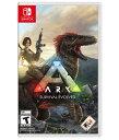 ARK:Survival Evolved アーク サバイバル エボルブド スイッチ Nintendo Switch 輸入版:北米 日本語選択可能 パッケージ版ソフト【新品】・・・