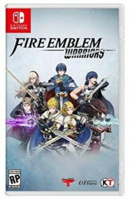 Nintendo Switch, ソフト  Fire Emblem Warriors (:) - Switch