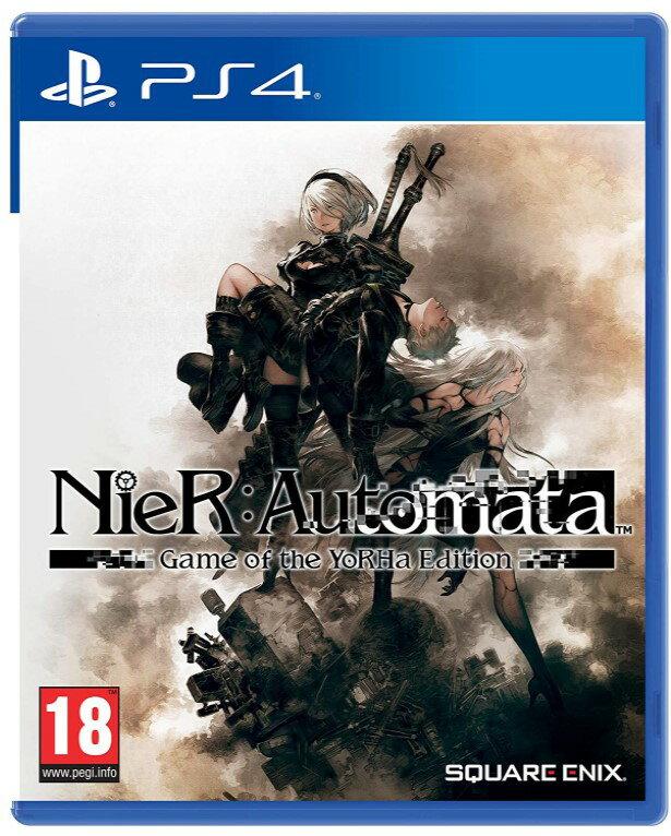プレイステーション4, ソフト 81 9NieR: Automata Game of the YoRHa Edition Square Enix () - PS4