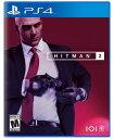 ヒットマン 2 HITMAN 2 (輸入版:北米) - PS4【新品】