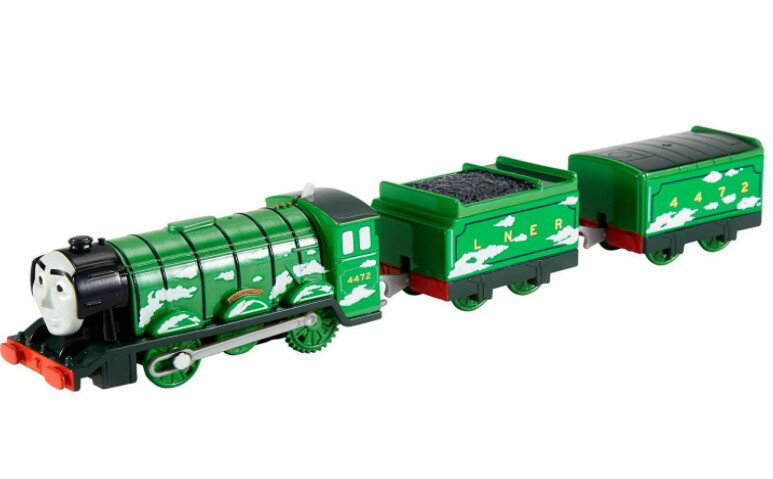 電車・機関車, 蒸気機関車  TRACK MASTER FLYING SCOTSMAN 3 DFM88