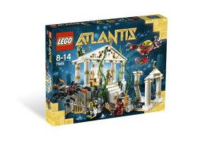 レゴ アトランティス 7985 海底都市アトランティス