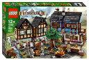 レゴ キャッスル 10193 Medieval Market Village