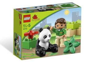 レゴ デュプロ 6173 パンダとおともだち