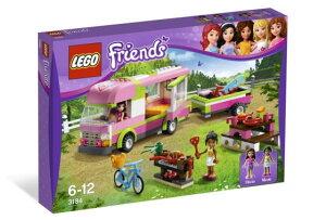 LEGO Friends /レゴ フレンズ 3184 サマーキャンプ