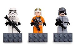 LEGO Magnet/レゴ マグネット 852553 Magnet Set Stormtrooper 2009
