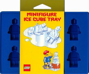 LEGO Food & Drink/レゴ クラシック 852771 Minifigure Ice Cube Tray (Blue)