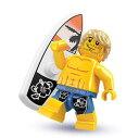 レゴ 8684 ミニフィギュア シリーズ2 サーファー (Surfer) - ミニフィグ (1z031)