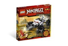 LEGO NinjaGo /レゴ ニンジャゴー 2518 ヌッカルのATV