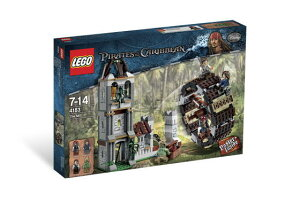 LEGO Pirates of the Caribbean /レゴ パイレーツオブカリビアン 4183 水車小屋の決闘