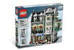 レゴモジュラービルディング10185GreenGrocer