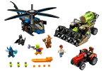 レゴスーパーヒーローズ76054バットマン:スケアクロウ恐怖の収穫
