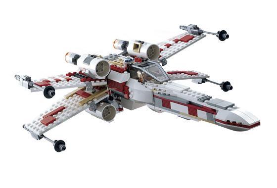 レゴスターウォーズ6212X,wingFighter
