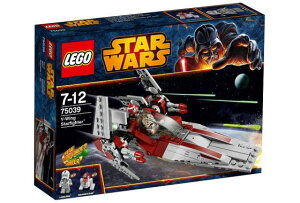 LEGO Star Wars /レゴ スターウォーズ 75039 Vウイング・スターファイター