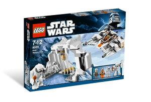 LEGO Star Wars /レゴ スターウォーズ 8089 ホス・ワンパ・ケイブ