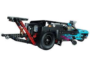 レゴテクニック42050ドラッグレーサー