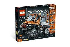 LEGO Technic / レゴ テクニックレゴ テクニック 8110 ウニモグ U400